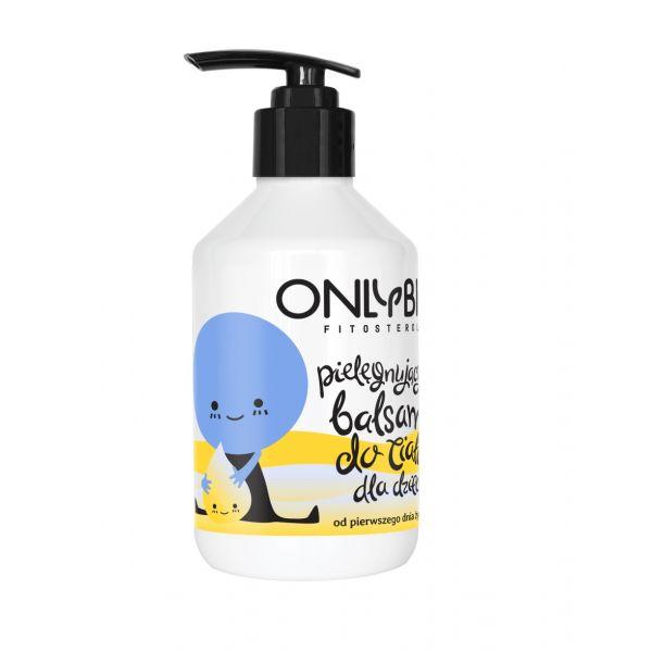 Intensywnie pielęgnujący balsam do ciała dla dzieci 250 ml OnlyBio